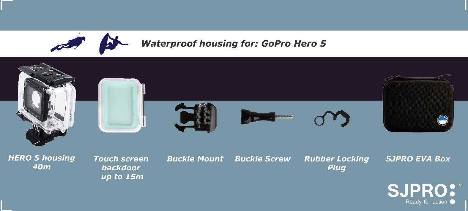 gopro hero 5 black instructions